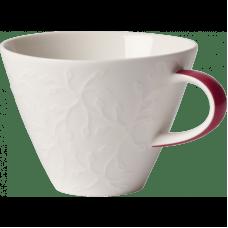 Šálka na bielu kávu Rose 0,39 L