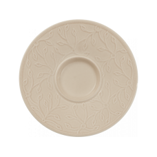 Podšálka na bielu kávu Hazel 17 cm