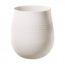 Váza PERLE, 23,5CM, porcelán