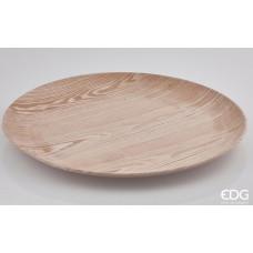 Drevený tanier WOOD, 65CM
