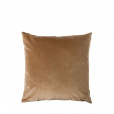 Vankúš CHELSEA, hnedý, 45x45cm