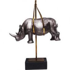 Visiaci nosorožec, 43x30cm