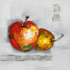 OBRAZ APPLE 25x25
