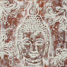 OBRAZ BUDHA 40x40